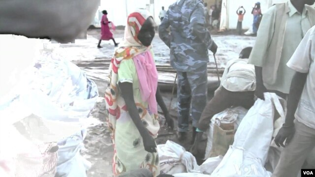 Humanitarian workers and UN officials are worried about the health of Sudanese refugees in camps in South Sudan. (I. Lagunina)