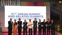 ASEAN ထိပ္သီးမ်ား ရိုဟင္ဂ်ာအေရး ေဆြးေႏြး