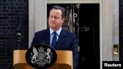 Umushikiranganji wa mbere w'igihugu c'Ubwongereza David Cameron