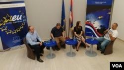 "Debata ""Biram koga biram"" u EU info centru."