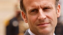 Fransi Jamana Ŋɛmɔkɔw Emmanuel Macron ni Farafina Kilebin Yanfa Jamanaw Ŋɛmɔkɔw ka Lajɛrɛ Jatikɛ Kɛlɛli fɛrɛ