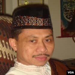 Imam Indonesia di New York, Shamsi Ali.