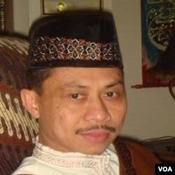 Shamsi Ali, Ketua Dewan Pengurus masjid Al-Hikmah, Queens, New York.