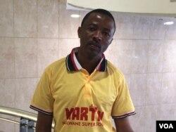 Thandazani Ncube