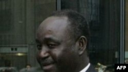 Tổng thống nước Cộng hòa Trung Phi Francois Bozize