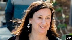 Daphne Galizia, the Maltese investigative journalist who exposed her island nation's links with the so-called Panama Papers, was killed on Oct. 16, 2017, when a car bomb exploded as she was driving near her home in Mosta.