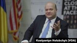 Експосол України в США Валерій Чалий
