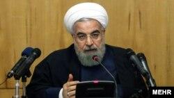 Presiden Iran Hassan Rouhani akan bertarung untuk masa jabatan kedua pada 19 Mei 2017 (foto: dok).