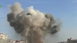 Violencia sin control en Siria