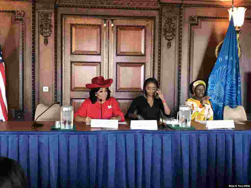 'Yar Majalisa Frederica S. Wilson: Ba Za Mu Manta Da 'Yan Matan Chibok Ba