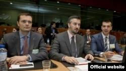 Crnogorska delegacija na pregovorima u Briselu (gov.me)