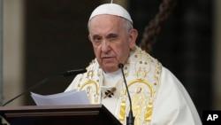 Папа Франциск в Софии, Болгария. 5 мая 2019 г.