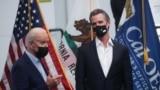 Retos y oportunidades del presidente Biden en su viaje a la costa oeste