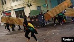 Las protestas siguen en Bolivia cuando ha comenzado la auditoía de la OEA, cuyos expertos deberán determinar si hubo o no fraude en las elecciones que dieron por ganador al presidente Evo Morales.