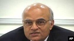 بھارت کے قومی سلامتی کے مشیر شیو شنکر مینن
