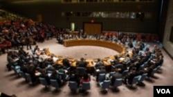 رای گیری شورای امنیت در مورد نظرپرسی کریمیا