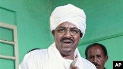 Ο Σουδανός Πρόεδρος Ομάρ αλ Μπασίρ
