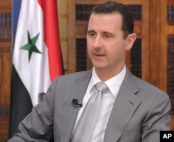 Bashar el-Assad (archives)