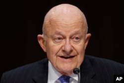Exdirector nacional de inteligencia de la administración Obama, James Clapper.