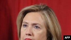 AQSh Davlat kotibasi Xillari Klinton Xitoy rasmiylari bilan muloqotda, 10 may 2011