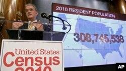 Αυξήθηκε ο πληθυσμός των νοτιοδυτικών πολιτειών, μειώθηκε των βορειοανατολικών