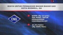 Kepolisian Sebuah Kota AS Pelopori Penggunaan BBG - Laporan VOA 18 April 2012