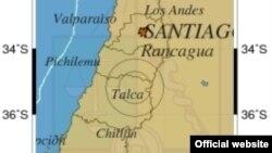 Ha habido varias réplicas de intensidad menor, reporta el Centro Sismológico de la Universidad de Chile.