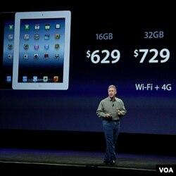 Pocetna cijena novog IPad-a je $500