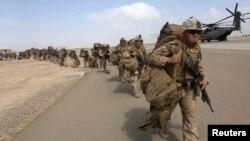 قرار بود استراتیژی جدید واشنگتن در قبال افغانستان در اواسط ماه جولای اعلام شود.