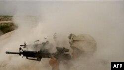 Bạo động đã gia tăng khi các binh sĩ Afghanistan và quốc tế cố gắng đẩy các phần tử nổi dậy Taliban ra khỏi các cứ điểm