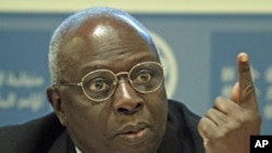 FAO Director-General Jacques Diouf (file photo)