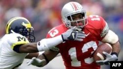 Великие американские противостояния. Michigan Wolverines – Ohio State Buckeyes