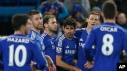 Chelsea. Barclay Premier League