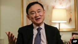Cựu thủ tướng Thái Lan Thaksin Shinawatra vẫn là một nhân vật gây chia rẽ trong chính trường Thái Lan dù đã sống lưu vong nhiều năm nay.