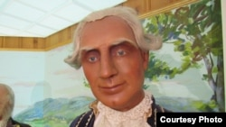 This life-size statue of George Washington is up for auction by a Pennsylvania museum. (Pa. Onsite Auction)