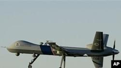 Drone - aeronave americana não tripulada