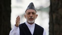 کرزی می گوید افغانستان از پاکستان درمقابل حمله از سوی آمريکا و یا هند حمایت می کند