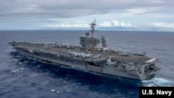 کشتیهای طیاره بردار قوای بحری امریکا، نقش ارزنده در ماموریتهای نظامی این کشور در سرتاسر جهان دارد