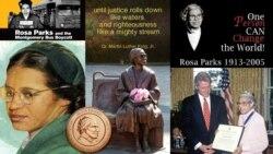 ျပည္သူ႔အခြင့္အေရးအတြက္ Rosa Parks ေရွ႕တန္းက ဘယ္လုိတုိက္ပြဲဝင္ခဲ့သလဲ