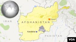 아프가니스탄 남부 자불주에서 10일 연합군 오인 사격으로 미군 5명이 숨졌다고 미 국방부가 밝혔다.