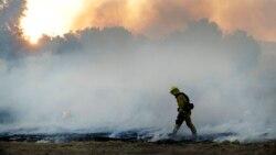 VOA: Incendios de California