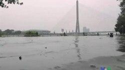 2011-10-20 粵語新聞: 泰國向洪峰屈服﹐稱泄洪閘門必須打開