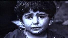 Fotografi mbi vuajtjet e refugjatëve