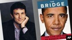 David Remnick i naslovnica njegove biografije predsjednika Obame