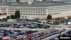 Suasana di sekitar markas besar militer AS, Pentagon (Foto: dok).