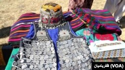 صنایع دستی زنان دایکندی