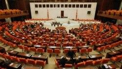 تحریم مراسم گشایش پارلمان ترکیه