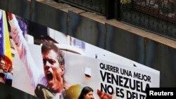 Leopoldo López cumple el 18 de enero 11 meses detenido en una cárcel militar.