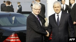 Иво Йосипович и Борис Тадич