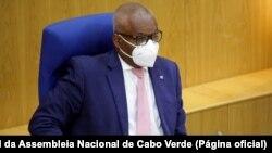 Jorge Santos, presidente da Assembleia Nacional, Cabo Verde